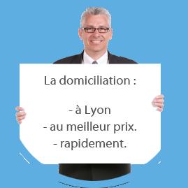 Domiciliation d'entreprise à Lyon
